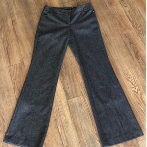 2 pairs of Express tweed pants! Like new condition